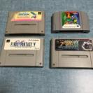 スーパーファミコン・任天堂64カセット 中古品