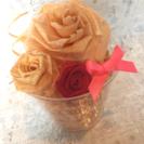 国産ひのき 薔薇