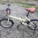 折りたたみ自転車(中古)