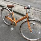 中古6段変速自転車