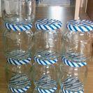 ジャム瓶10個