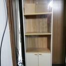 本棚差し上げます。