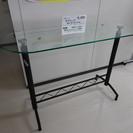 ガラストップカウンターテーブル(2906-52)