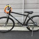 新品の自転車です!