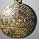 ディズニー・シンデレラ城ミステリーツアー勇者のメダル
