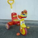 アンパンマン  三輪車 使用感ありますが、比較的綺麗かと思います ...
