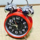 目覚まし時計(電池付)