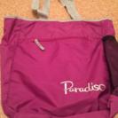 テニスバック PARADISO_紫