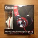 【新品】Bluetoothヘッドホン