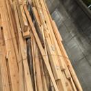 角材 垂木 ビス付き 廃材 DIY材料
