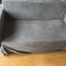 *IKEA 2人がけ用ソファーベッド*