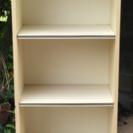 【無料】古い本棚 さしあげます