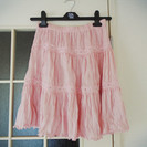 LIZ LISAピンクスカート、お譲りします。