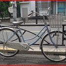 ★リサイクル(再生)自転車・中古自転車・26インチ・ママチャリ・水色