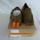 ccilu チルのブラウンの 28,5cmの新品の靴です。