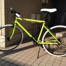 tokyo bike (空気入れ、チェーンロック、ライト付)