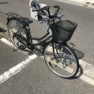 【お値下げ】自転車26インチ