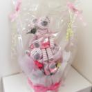 ♡定価15000円♡高級オーガニック♡おむつケーキ♡出産祝い♡ファ...