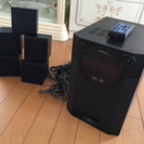 オンキヨー ONKYO 5.1ch サウンドシステム