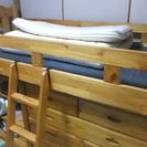 ニトリ システムベッド 引き取り限定