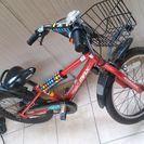 【交渉可】子供用自転車18インチ BELIINO