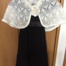 anyFAM  ドレス&ボレロ 130センチ