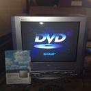 商談成立【無料・至急引取希望】SHARPのビデオ&DVDデッキ内臓...