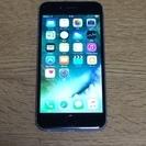 ドコモ iPhone6 スペースグレイ 64GB 判定○ バッテリ...