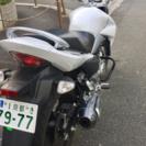 SUZUKI  GSR250 ホワイト2014年式 ワンオーナー【...