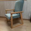 ほぼ新品 シマホ 高座椅子