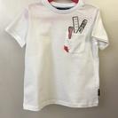 美品 シモネッタ ミニ Tシャツ ポケット付き サイズ3