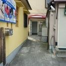 小さな貸店舗 生駒駅より徒歩5分。