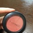 MAC チーク