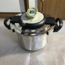 新品 ティファール 圧力鍋 アクティクック タイマー付き IH対応 6L
