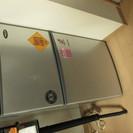 【無料で譲ります】 冷蔵庫(横48㎝×奥45㎝×高さ93㎝)