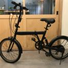 美品/折りたたみ自転車