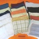 ★ハンドメイド・使い捨ての雑巾・180枚!!・使用済みタオルや服な...