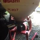 肥料散布機 コバシ FC207 トラクター用