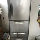 【無料】古い冷蔵庫です。