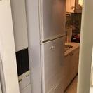 無料 冷蔵庫 ファミリータイプさしあげます