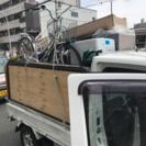 大阪での不用品回収お任せ下さい⭐️