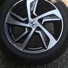 オデッセイrc1 純正17インチ タイヤセット