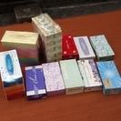 【お話し中】ティッシュBOXが21箱 男の人には必需品 自宅保管の...