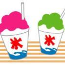 かき氷 マンゴー加わりました。たこ焼き屋.com  楽だこ