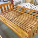 木製 シングルベッド フレームのみ①