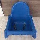 子ども用ハイチェア(白テーブル付き)~IKEA~
