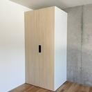 【IKEA】ミニクローゼット STUVA