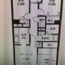 初期費用5万以内で入れる激安3LDK!西明石駅が最寄駅です。