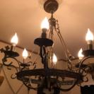 アンティーク照明器具