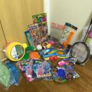 ☆アウトドア★夏のおもちゃ箱、浮き輪